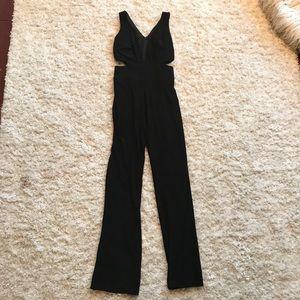Cut out jumpsuit